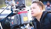 Victor Vũ trên phim trường dự án Lôi báo