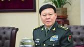 Tướng Trương Dương trong một cuộc họp ở Bắc Kinh năm 2014. Ảnh: REUTERS