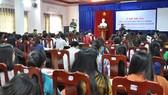 300 cán bộ y tế trường học tập huấn phòng chống ma túy