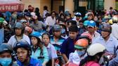 Học sinh ở Đồng Nai được nghỉ học để tránh bão