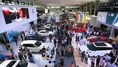 Thị trường ô tô tăng trưởng chậm