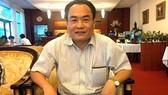 Bị can Trần Đức Trung cầm đầu vụ án lừa đảo  tại Trung tâm Hỗ trợ người nghèo