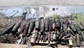 Yêu cầu các vựa ve chai giao nộp vũ khí, vật liệu nổ