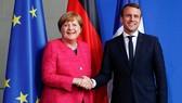 Tổng thống Pháp và Thủ tướng Đức quyết cải cách EU