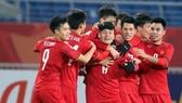 Đội tuyển U.23 Việt Nam đang rất tự tin sau chiến thắng trước ứng cử viên vô địch là U23 Iraq trong trận tứ kết