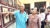 Ông Ngô Văn Lập giới thiệu căn cứ chỉ huy của Biệt động Thành  (tại quán Phở Bình, đường Lý Chính Thắng, quận 3)