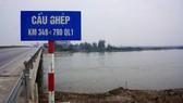 Chân cầu Ghép, nơi xảy ra tai nạn