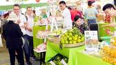 TPHCM thường xuyên tổ chức phiên chợ xanh khuyến khích sản xuất nông sản sạch