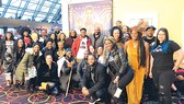 Người da màu đi xem phim Black Panther