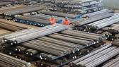 Một nhà máy sản xuất thép ở Trung Quốc