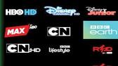 Hàng loạt các kênh truyền hình quen thuộc được thay thế bởi các kênh mới trên VTVcab  từ 1-4                              (Ảnh nguồn VTVcab)