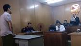 """TAND TPHCM đã tuyên phạt Nguyễn Hoàng Dương (33 tuổi) mức án 7 năm tù về tội """"Gián điệp"""", 1 năm tù về tội """"Cưỡng đoạt tài sản"""""""