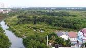 Khu đất 32,5ha bán cho Công ty Quốc Cường Gia Lai chưa giải phóng mặt bằng