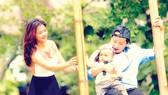 Hãy quan tâm đến các thành viên trong gia đình,  nhất là với nhận thức của trẻ em         Ảnh: DŨNG PHƯƠNG
