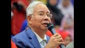 Cựu Thủ tướng Malaysia Najib Razak. AP