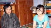 Chi và mẹ trong phòng trọ