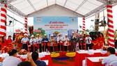 Hình ảnh khởi công  xây dựng Trung tâm thương mại dịch vụ Đông Sài Gòn