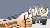 Xử lý nghiêm khắc để chống tham nhũng