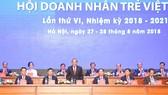 Phó Thủ tướng Thường trực Trương Hòa Bình phát biểu tại Đại hội. Ảnh: VGP