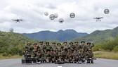 Hàn Quốc lập tiểu đoàn chiến đấu drone