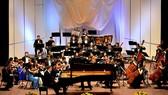 Một chương trình hòa nhạc do Nhà hát Giao hưởng, Nhạc và Vũ kịch TPHCM biểu diễn.         Ảnh:  THUÝ BÌNH