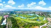 Dự án Bien Hoa New City nằm liền kề sân golf Long Thành với nhiều tiện ích đa dạng