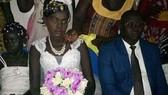 Đám cưới gây tranh cãi
