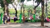 một góc Công viên 23 Tháng 9