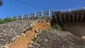 34 tỷ đồng khắc phục khẩn cấp kè đê sông Mã