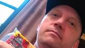 Công dân Mỹ Michael White. Ảnh: CBSNEWS.COM