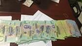 Bắt nghi phạm cướp 40 triệu đồng