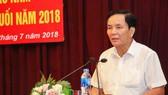 Mặc dù đã nghỉ hưu (từ tháng 9-2018), nhưng ông Cấn Văn  Nghĩa lại là người chịu trách nhiệm chính trong đa số những khoản tồn đọng trong kết luận của KTNN. Ảnh: ZING.VN