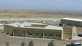 Quang cảnh nhà máy hạt nhân Natanz, cách thủ đô Tehran (Iran) 270km về phía Nam. Nguồn: TTXVN
