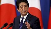 Thủ tướng Nhật Bản Shinzo Abe. Ảnh: REUTERS