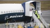 Máy bay Boeing 737 MAX 9 tại nhà máy Boeing ở Renton, Washington, Mỹ. Nguồn: TTXVN