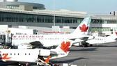 Một sân bay tại Canada