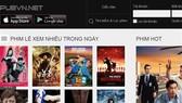 Quản lý phim phát hành trên internet