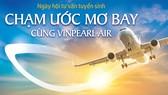 Vinpearl Air tổ chức ngày hội tuyển sinh tại Hà Nội, Hà Tĩnh, TPHCM