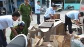 Gian lận chủng loại hàng hóa để buôn lậu