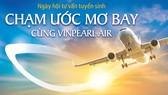 Vinpearl Air tổ chức Ngày hội tuyển sinh Khóa đào tạo phi công tại TPHCM