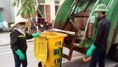 Phấn đấu 100% phường xã triển khai phân loại rác tại nguồn vào năm 2020