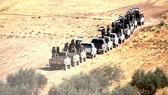 Quân đội Thổ Nhĩ Kỳ tiến vào Bắc Syria