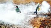 Thêm sản phẩm xử lý môi trường cho ngành thủy sản