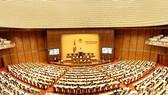 Hôm nay, Quốc hội biểu quyết thông qua nghị quyết về kế hoạch phát triển kinh tế - xã hội năm 2020
