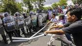 Bạo động ở Nicaragua
