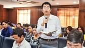 Th.S Lương Minh Nguyên, Trường ĐH Luật Hà Nội, cho rằng phải quy định rõ những hành vi nhà giáo không được làm