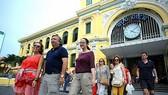 TPHCM đón hơn 7,7 triệu lượt khách quốc tế
