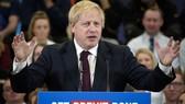 Đảng Bảo thủ của Thủ tướng Anh Boris Johnson  nắm chắc chiến thắng. Nguồn: VOX