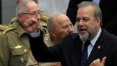 Tân Thủ tướng Cuba Manuel Marrero Cruz. Ảnh: REUTERS