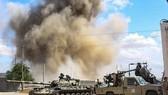 Giao tranh ác liệt giữa quân đội Chính phủ và lực lượng nổi dậy ở Thủ đô Tripoli